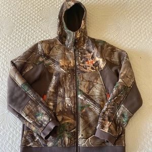 Under Armour Real Tree Coat